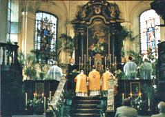 photo de Chapelle Saint Augustin (Notre Dame de Bavière)